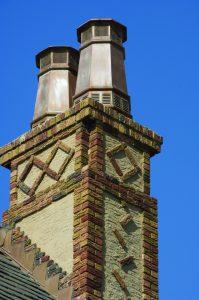 European Copper Commercial Chimney Cap