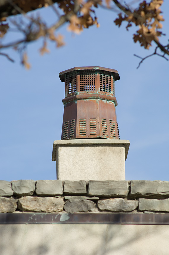 Pawn Chimney Cap