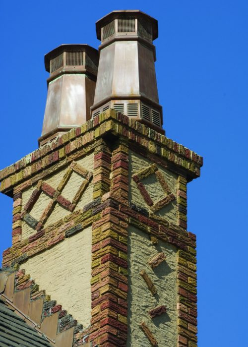 European Copper Commercial Chimney Cap